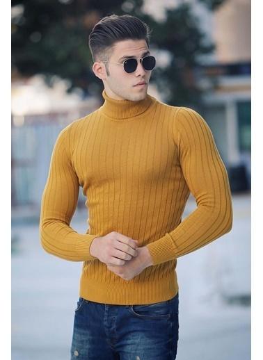 Madmext Kazak Sarı